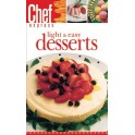 Chef Express Light & Easy Desserts