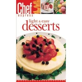 Chef Express Light & Easy Desserts