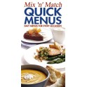 Mix 'n' Match Quick Menus