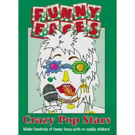 Funny Face Crazy Pop Stars