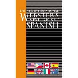 Webster's Vest Pocket English Spanish Dictionary