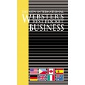 Webster's Vest Pocket Business Dictionary