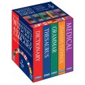 Webster's Pocket Reference Library 5 Volume