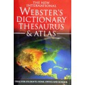 Webster's Dictionary,Thesaurus & Atlas