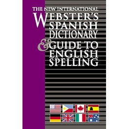 Webster's Spanish Dictionary & Guide to English Spelling