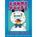 Funny Face Crazy Cats