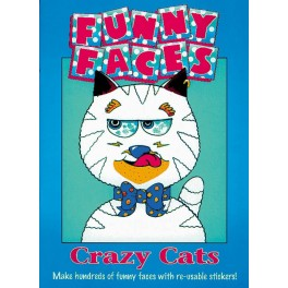 Funny Face Crazy Cats