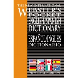 Webster's Pocket Spanish Dictionary