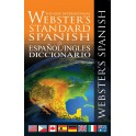 Webster's Standard Spanish Dictionary (Quantity of 90)