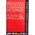 Webster's Standard School & Office Dictionary Hardcover