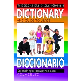 Webster's Beginners English Spanish Dictionary Hardcover