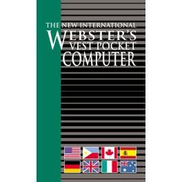 Webster's Vest Pocket Computer Dictionary