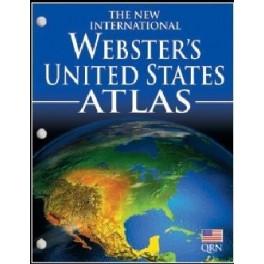 Webster's Notebook US Atlas