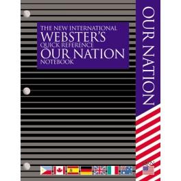 Webster's Notebook Our Nation