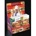 Mini Chef Express 36 count Display Box