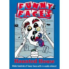 Funny Face Haunted House