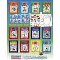 Funny Faces 6 Pack Assortment