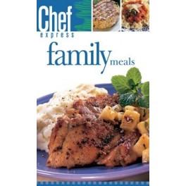 Chef Express Family Meals E Book