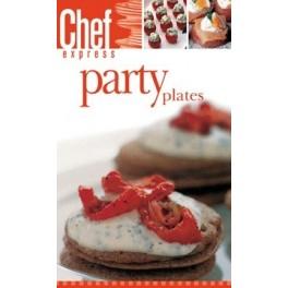 Chef Express Party Plates E Book