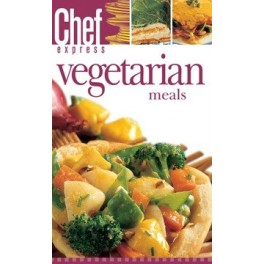 Chef Express Vegetarian Meals E Books