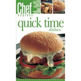 Chef Express Quick Time Dishes E Book