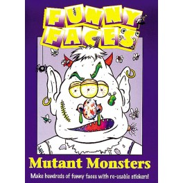 Funny Face Mutant Monsters