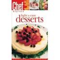 Chef Express Light & Easy Desserts E Book