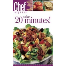 Chef Express Take 20 Minutes E Book